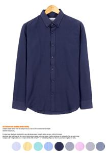 깔끔한 옥스포드 베이직 셔츠
