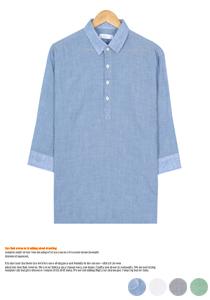 매일 입고싶은 헨리넥7부셔츠