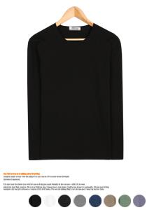 베이직한 기본 긴팔 티셔츠