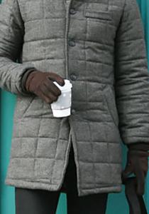 스웨이드장갑